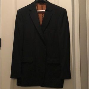 Joseph A Banks sports coat in black
